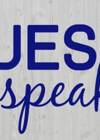 Jordan Shroyer – guest speaker at the 8:15 service