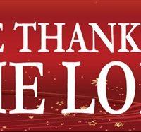"""11-18-2018 Pastor Guy Myers """"The Power of Thanksgiving"""" John 6:1-13"""
