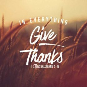 """11-24-2019 PM Pastor Chris Heinlein """"God Has Brought Us Safe Thus Far"""" 1 Samuel 7:7-14"""